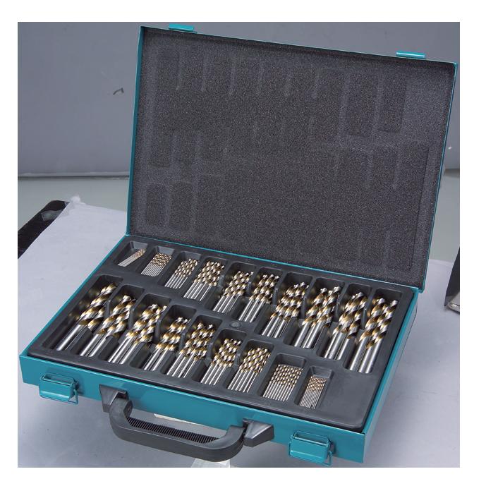 6.25 x 101 mm 10 pcs Makita HSS Drills D-06426